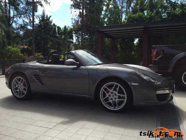 Porsche Boxster 2010 - 1