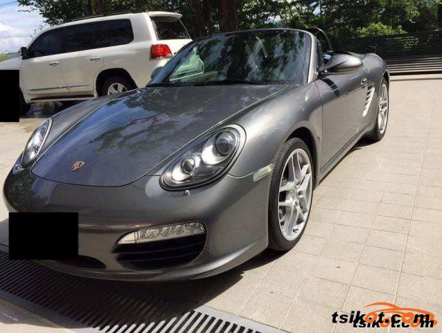 Porsche Boxster 2010 - 2