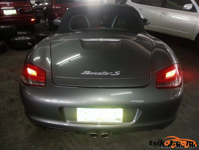 Porsche Boxster 2010 - 3