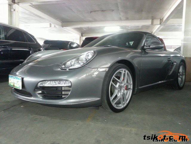 Porsche Boxster 2010 - 4