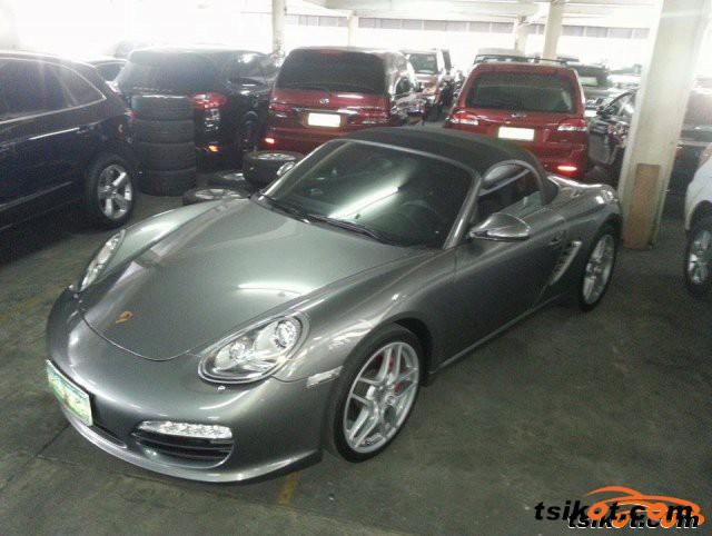 Porsche Boxster 2010 - 5