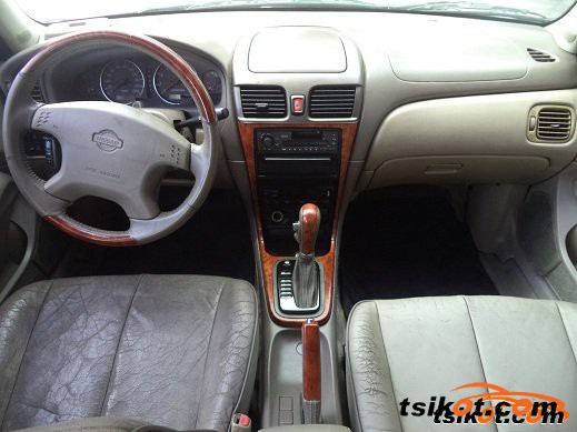 Nissan Sentra 2002 - 2