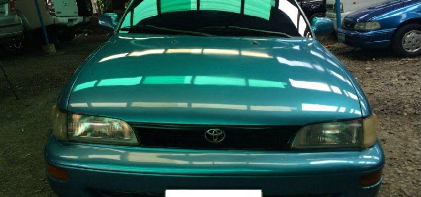 Toyota Corolla 1997 - 6