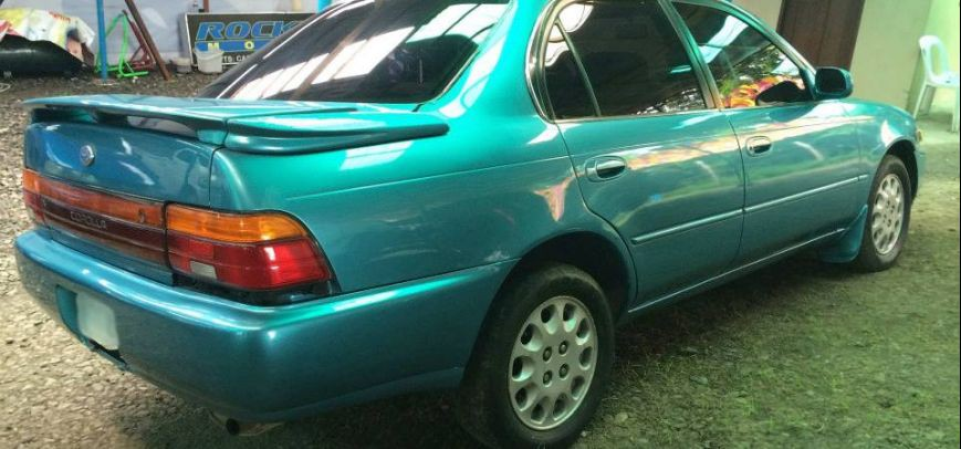 Toyota Corolla 1997 - 9