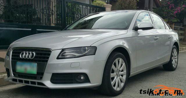 Audi A4 2011 - 1