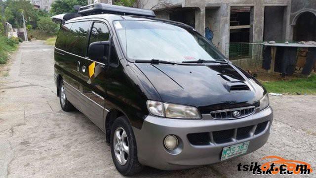Hyundai Starex 1999 - 6