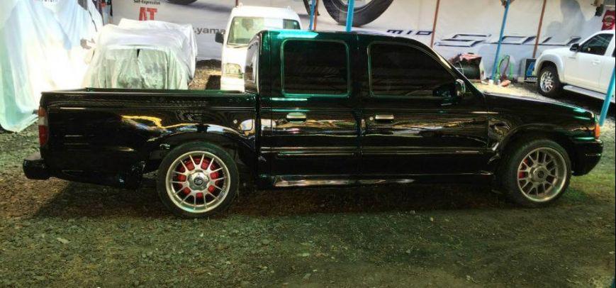 Ford Ranger 2001 - 10