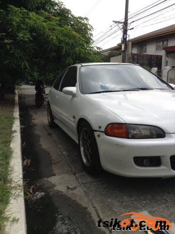 Honda Civic 1992 - 2