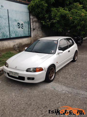 Honda Civic 1992 - 5