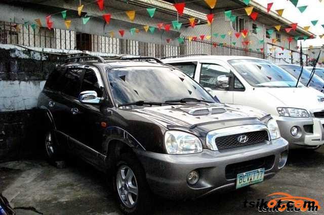 Hyundai Santa Fe 2000 - 2
