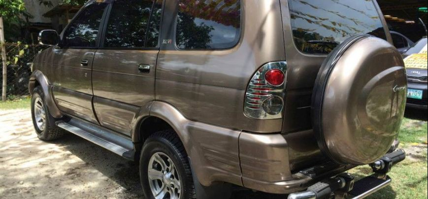 Isuzu Vehicross 2006 - 5