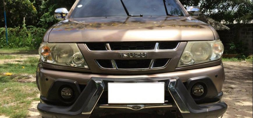 Isuzu Vehicross 2006 - 7