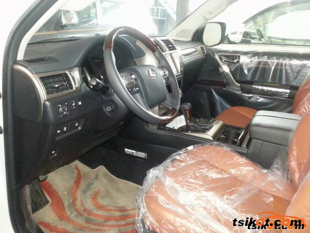 Lexus Gx 460 2015 - 2