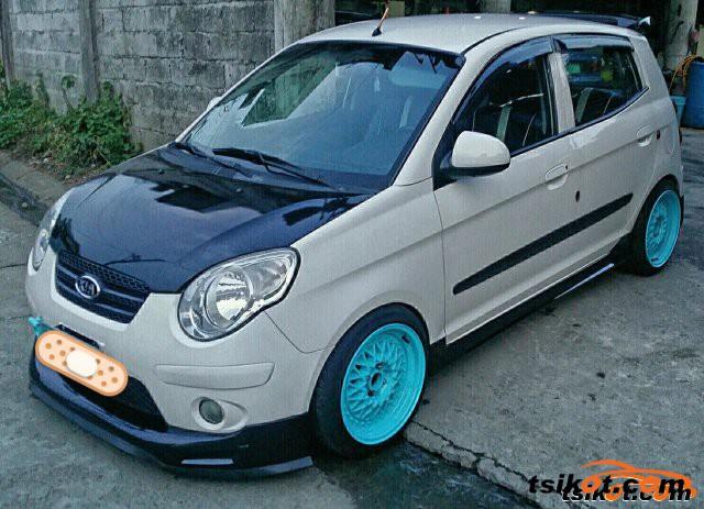 Kia Picanto 2008 - Car for Sale Metro Manila, Philippines