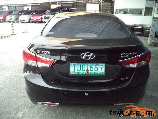 Hyundai Elantra 2011 - 4