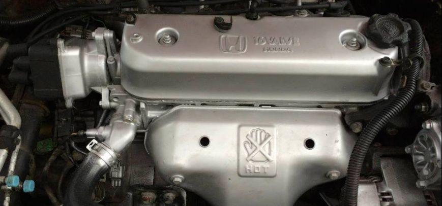 Honda Accord 1997 - 10
