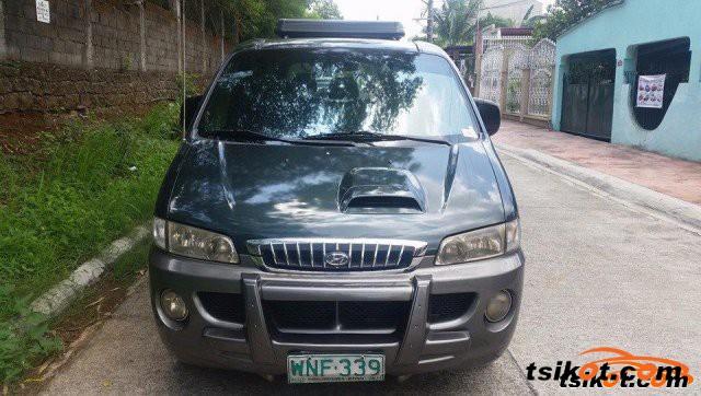Hyundai Starex 2000 - 2