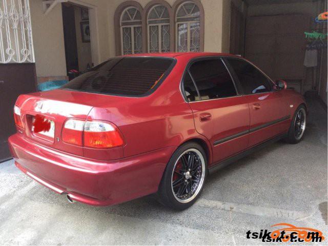 Honda Civic 2000 - 1