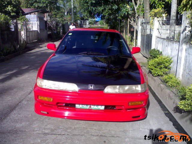 Honda Integra 2005 - 2