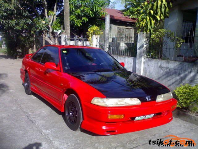 Honda Integra 2005 - 4