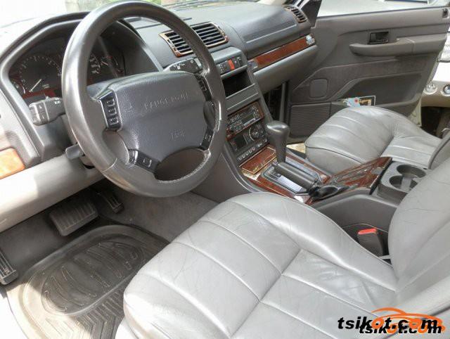 Rover Range Rover 1997 - 2