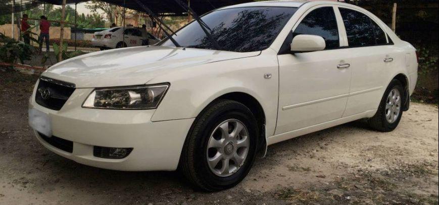 Hyundai Sonata 2007 - 1