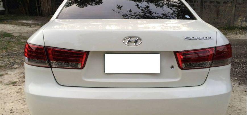 Hyundai Sonata 2007 - 10
