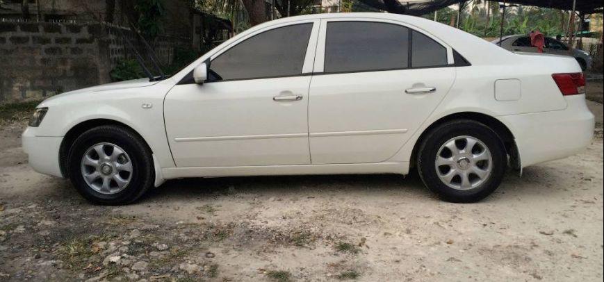 Hyundai Sonata 2007 - 8