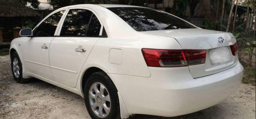 Hyundai Sonata 2007 - 9