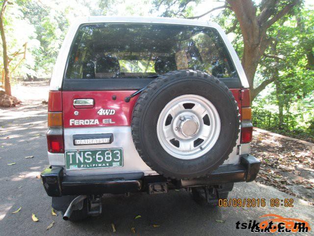 Daihatsu Rocky 1995 - 3
