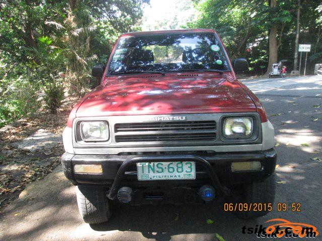 Daihatsu Rocky 1995 - 5