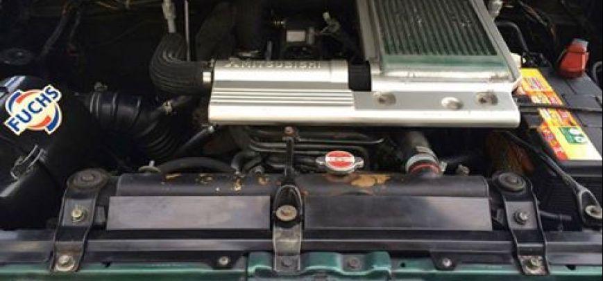 Mitsubishi Pajero 2002 - 10