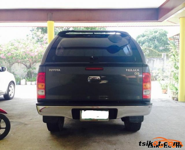 Toyota Hilux 2009 - 11