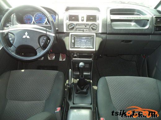 Mitsubishi Adventure 2012 - 2
