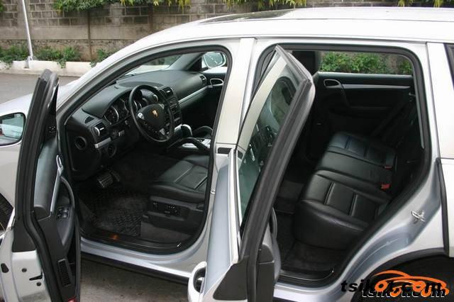 Porsche Cayenne 2004 - 5
