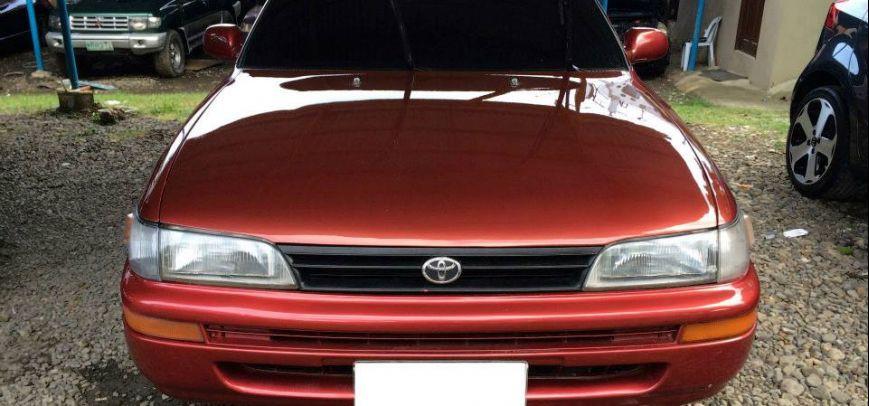 Toyota Corolla 1998 - 1