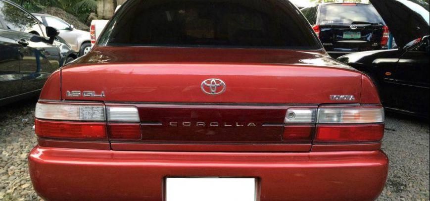 Toyota Corolla 1998 - 10