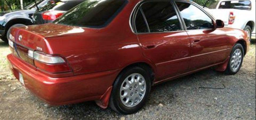 Toyota Corolla 1998 - 9