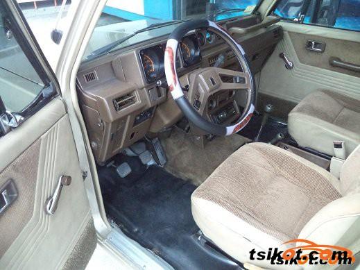 Mitsubishi Pajero 1989 - 2