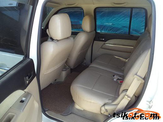 Ford Everest 2007 - 1