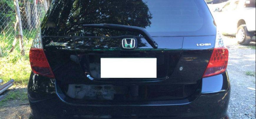 Honda Jazz 2007 - 11