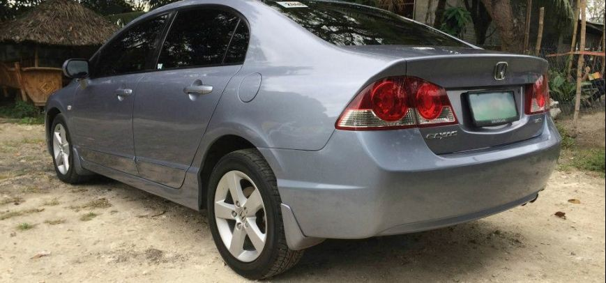 Honda Civic 2007 - 10