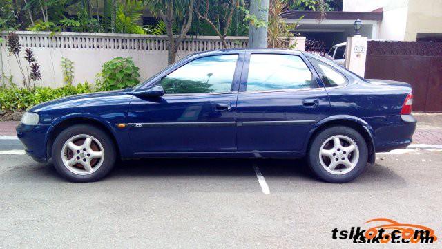 Holden Vectra 2001 - 5
