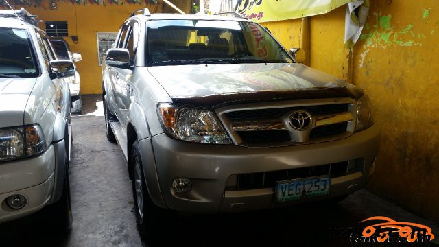 Toyota Hilux 2008 - 1