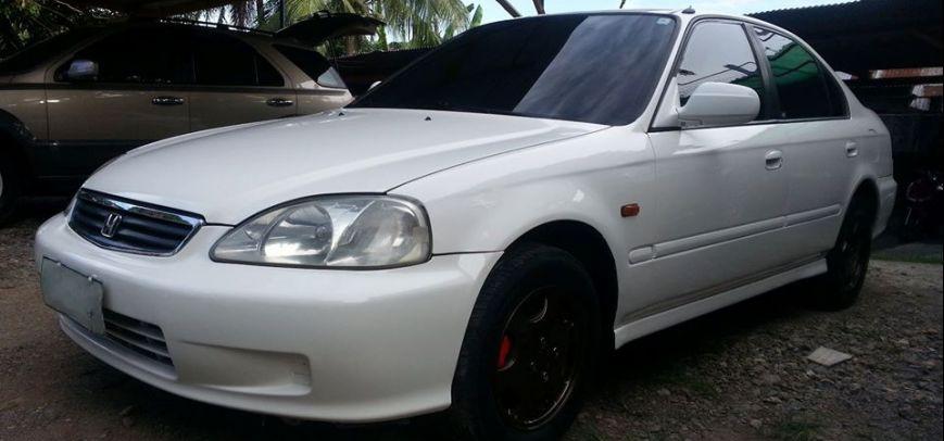 Honda Civic 2000 - 8