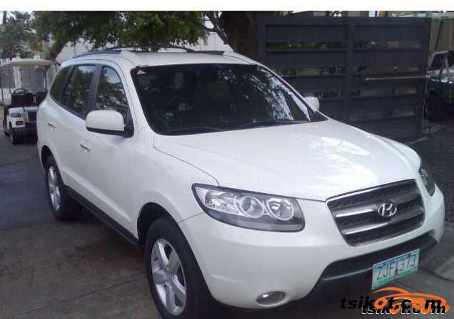 Hyundai Santa Fe 2007 - 2