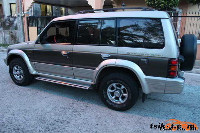 Mitsubishi Pajero 2007 - Car for Sale Central Visayas