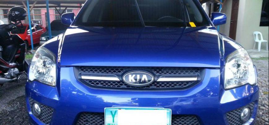 Kia Sportage 2008 - 1