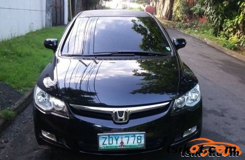 Honda Civic 2006 - 1