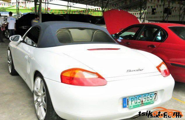 Porsche Boxster 2001 - 3
